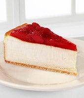 Eli's Cheesecake Co. Strawberry Cheesecake