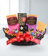 Godiva® Chocolate Birthday Surprise