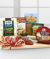 Gourmet Meat & Cheese Assortment - Good