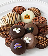 Halloween Chocolate-Dipped Oreo� Cookies