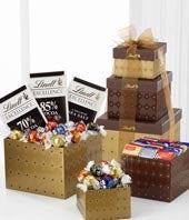 Lindt Fall Gift Tower - Better