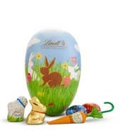 Lindt Easter Celebration Egg Basket