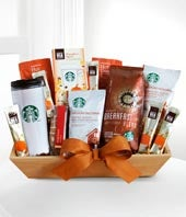 Starbucks Fireside Sweets and Treats