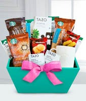 Starbucks & Tazo Gift for Mom