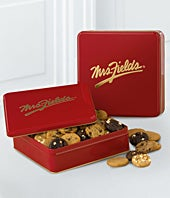 Mrs. Fields� Classic Tin with Nibblers�