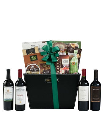 Executive Cabernet Gift Basket