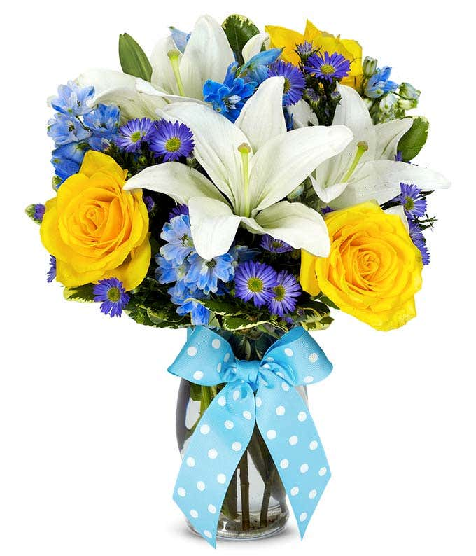Baby Boy Bouquet At From You Flowers