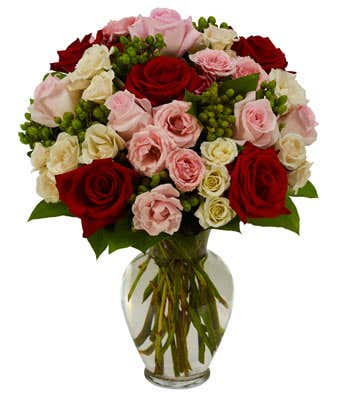 With Love Bouquet At From You Flowers