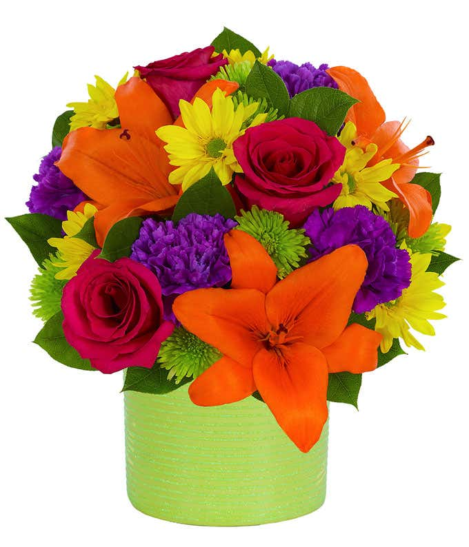 Let's Celebrate You Bouquet