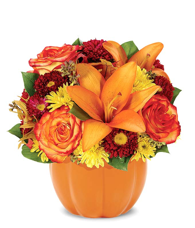 Harvest Pumpkin At From You Flowers
