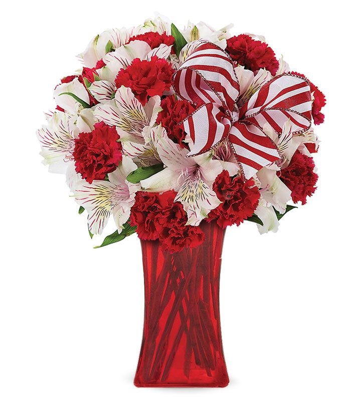 Peppermint Bouquet At From You Flowers