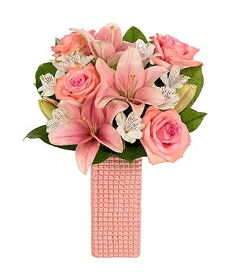 Pearlized Perfection Bouquet