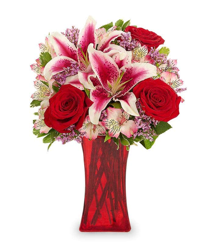 Forever Romance Bouquet At From You Flowers