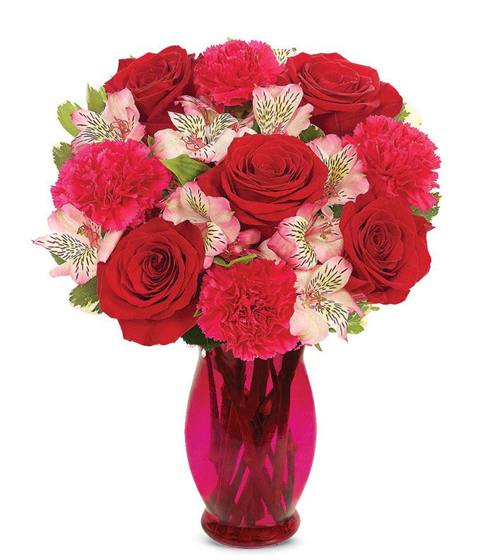 Our Blushing Love Bouquet