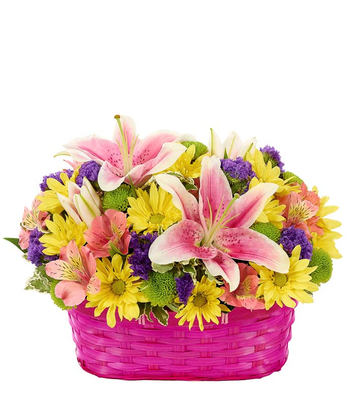 Basket of Easter Joy