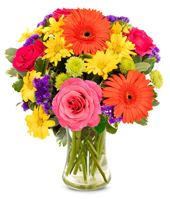 The Brightest Days Bouquet At From You Flowers