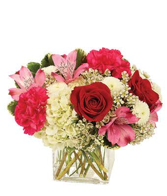 Love Blooms At From You Flowers