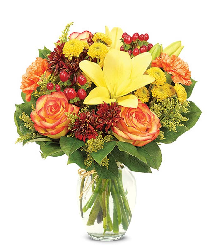 Fall Harvest Bouquet At From You Flowers