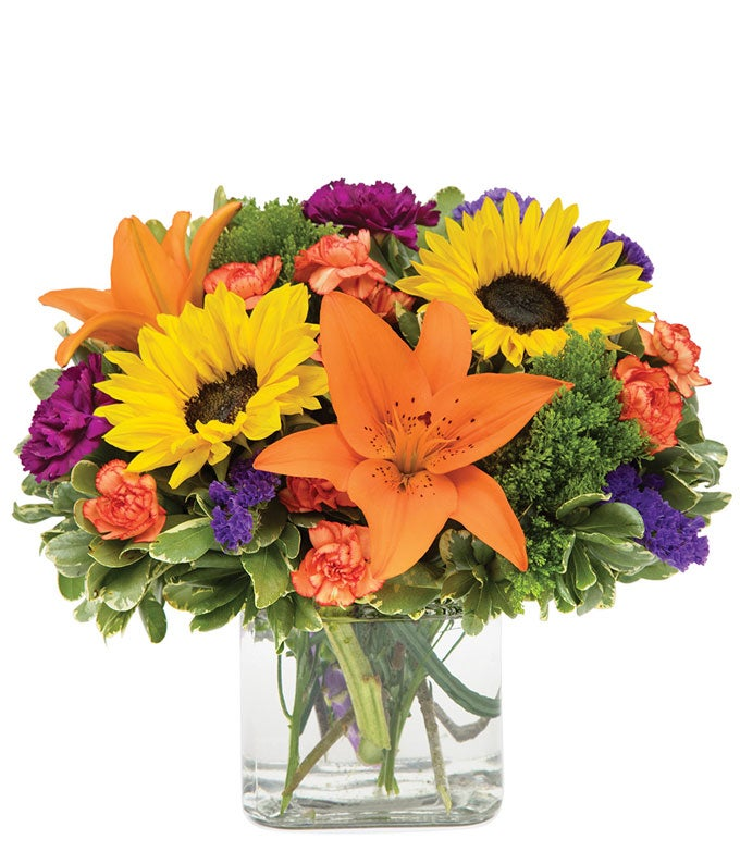Artisanal Autumn Bouquet