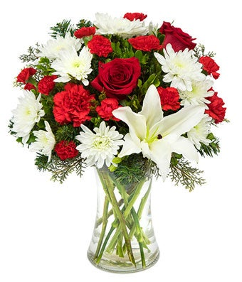 Joyful Christmas Bouquet