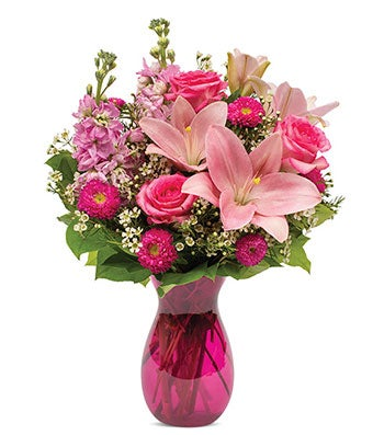 Hot Pink Passion Bouquet