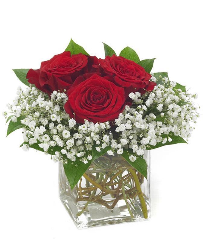 Three's A Charm Bouquet