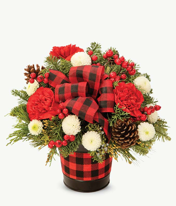 Welcome Home Christmas Wish Bouquet