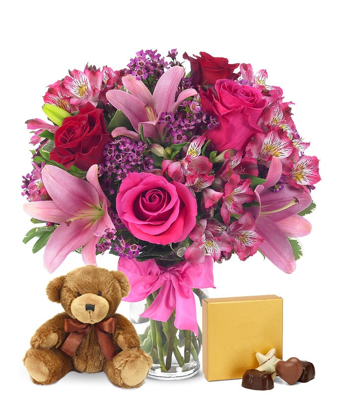Valentine\'s Day Flower Delivery | FromYouFlowers