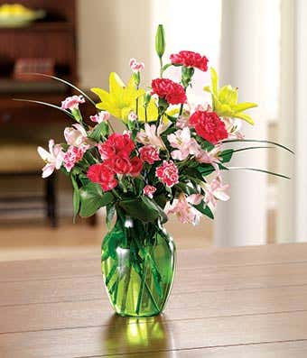 Fresh spring bouquet at from you flowers fresh spring bouquet mightylinksfo