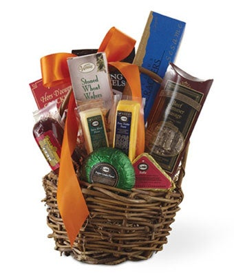 Gourmet Party Basket