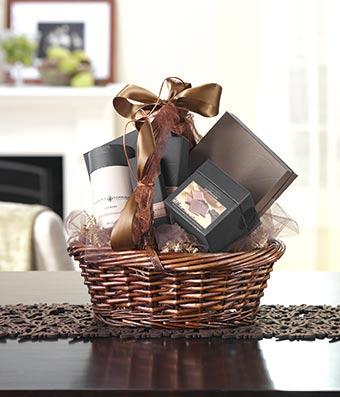 Harry London dark chocolate truffles