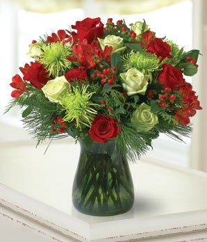 Holiday garden of Grandeur at From You Flowers