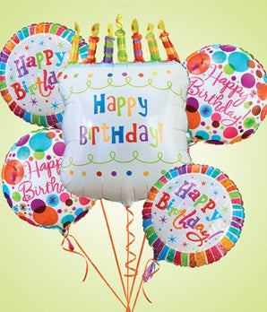 Happy Birthday To You Balloon Bundle