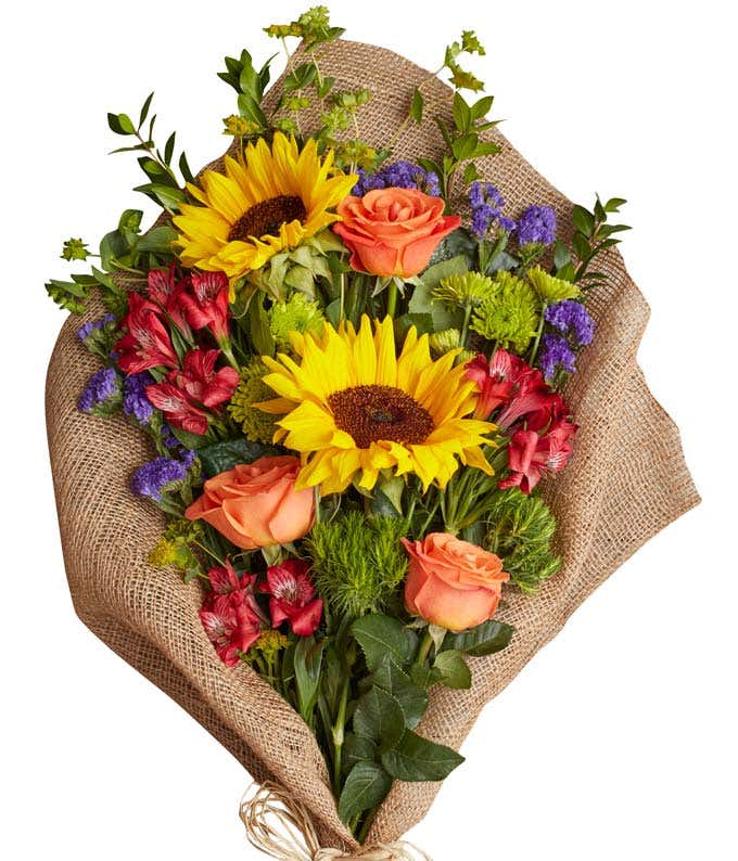 Fun Frolicking Bouquet