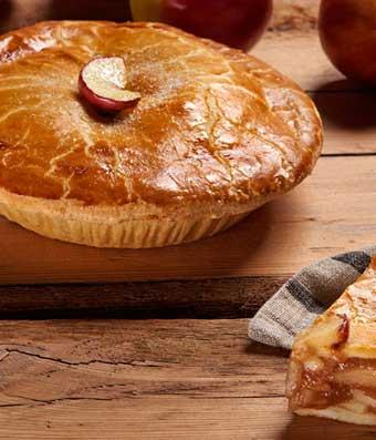 As American As Apple Pie