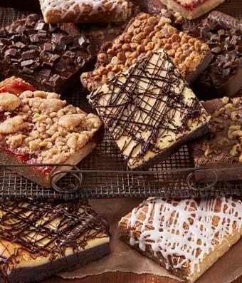 Gourmet Brownie Box