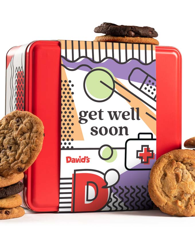 Get well cookie variety delivered