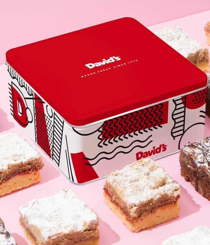 Crumb Cake Gift basket