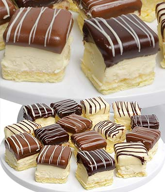 Gourmet Cheesecake Bites - 15 Pieces