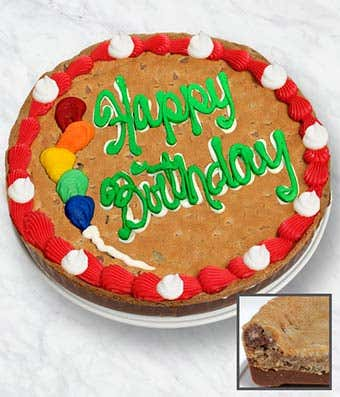 Happy Birthday Cookie Bark Cake At From You Flowers