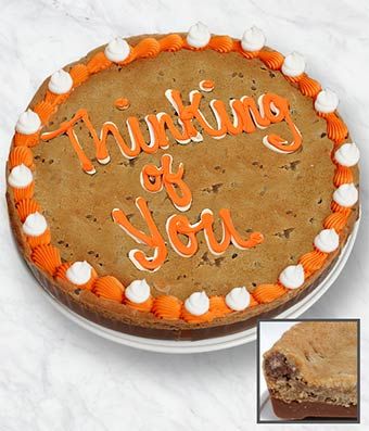 Thinking of You Cookie Cake Delivery