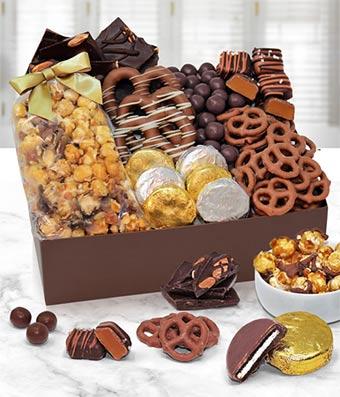 Premium Belgian Chocolate Covered Gift Box
