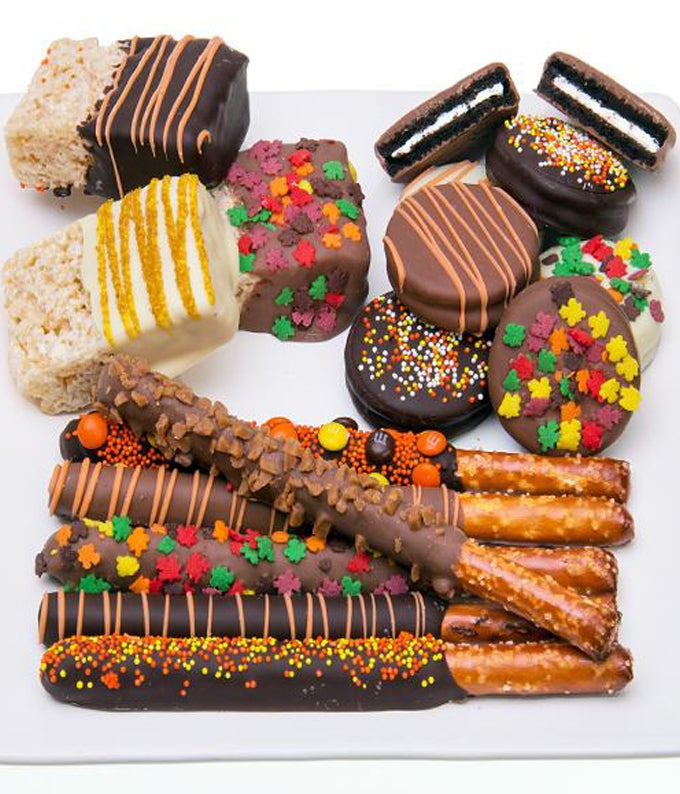 Thanksgiving Chocolate Covered Assorted Sweets & Treats