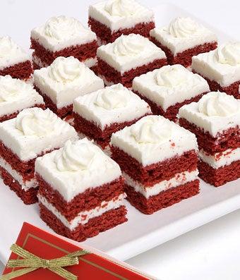 Red Velvet Cake Bites