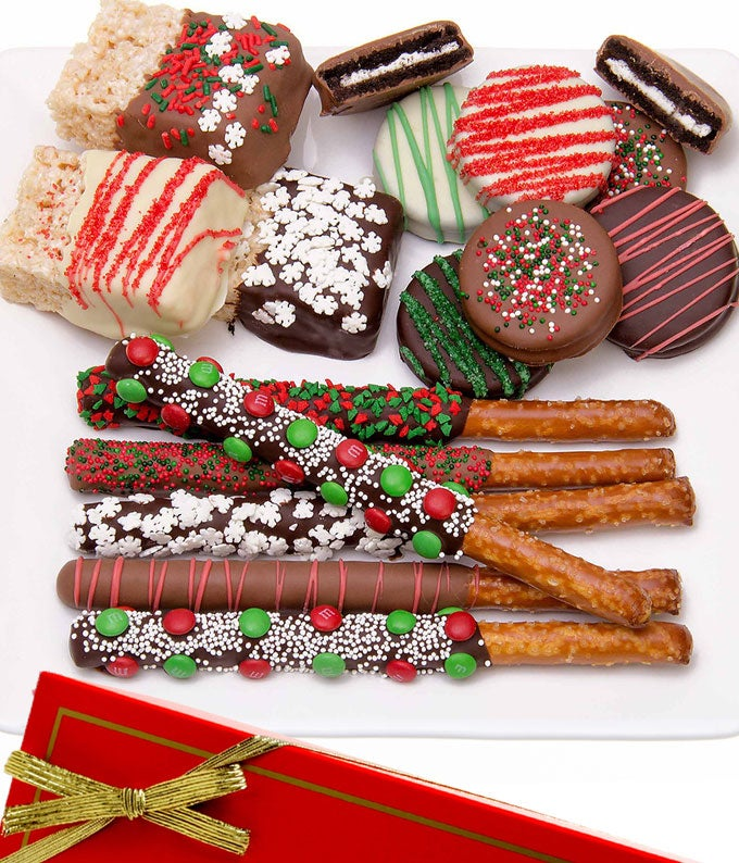 Christmas Treat Delight - 15 Pieces