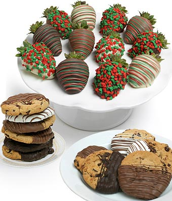 Holiday Gourmet Treats - 24 Pieces