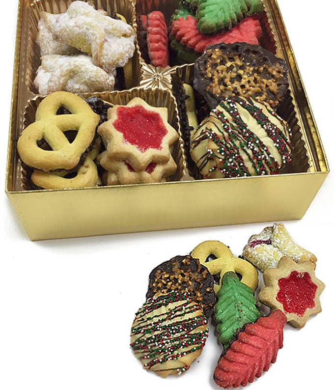 Gourmet Holiday Cookies