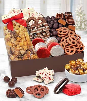 Premium Holiday Chocolate Gift Box