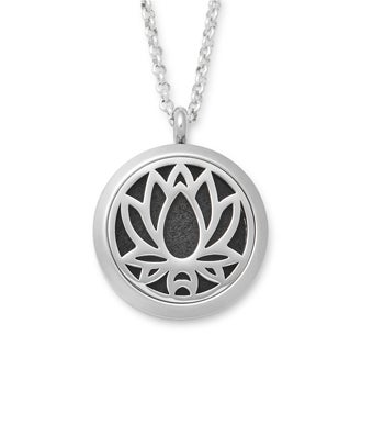 Essential Oil Diffuser Locket Lotus Flower At From You Flowers