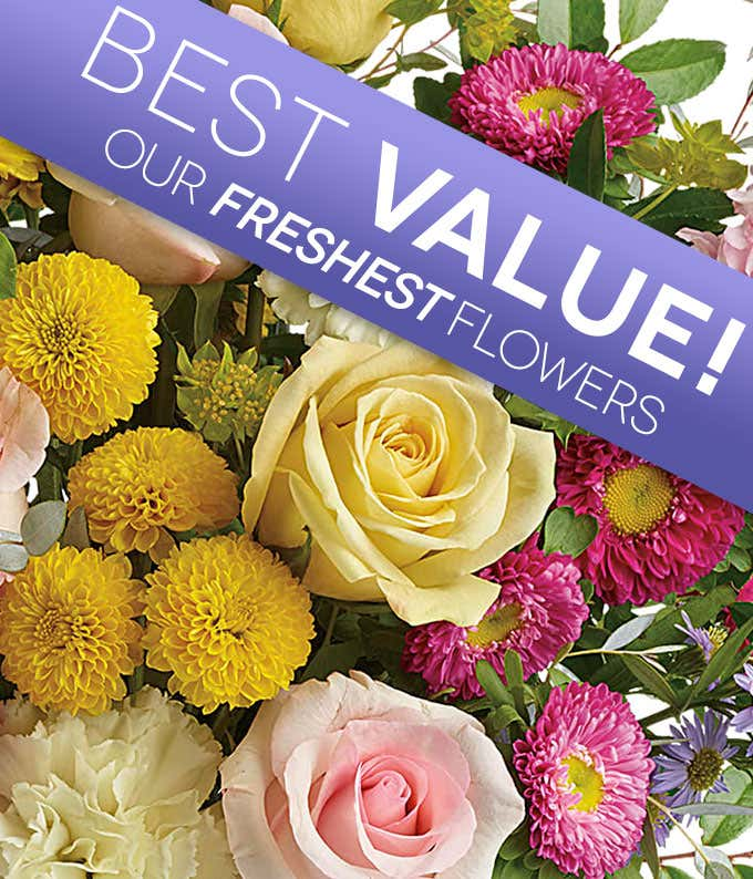 Best Value Bouquet for Mother's Day